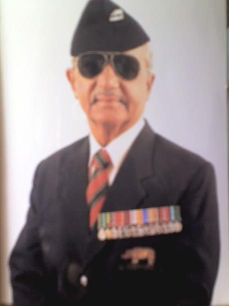 Lt Col (Retd)Rudra Kumar Sharma